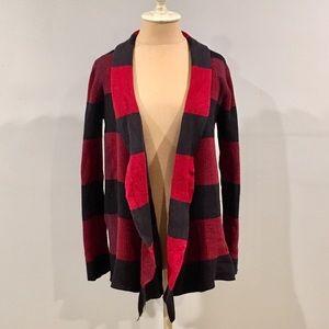 Bea & Dot for ModCloth Plaid Cardigan Sweater
